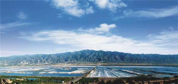 運城鹽湖(中國死海)國家AAAA級旅游景區