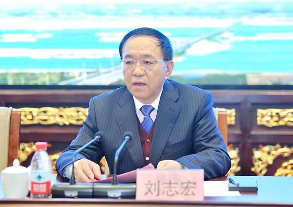 市委书记刘志宏致辞。 记者 闫鑫 摄_副本.jpg