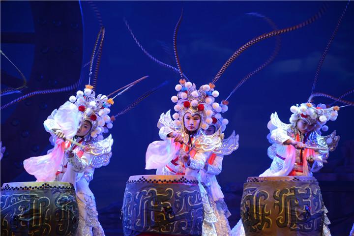 国家级非物质文化遗产代表性项目——绛州鼓乐.JPG